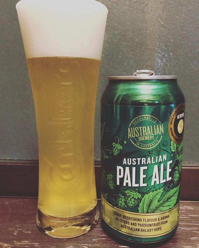 オーストラリアビール!🇦🇺 #australia #beer #australiabeer #paleale #ビール #オーストラリア #オーストラリアビール #ペールエール