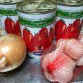 トマトソースが無いのでストック用を仕込む。#トマトソース #仕込み #料理 #クッキング #pizza #ピザ #料理男子 #ニンニク #にんにく #玉ねぎ #イタリアン #ホールトマト